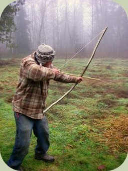 Survival Bow Making Instructions | bob | Scoop.it