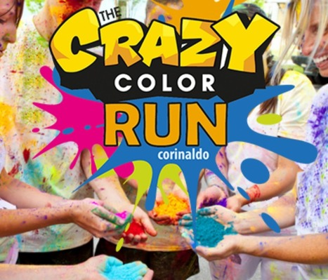 La Crazy Color Run alla Festa dei Folli 2014 | Le Marche un'altra Italia | Scoop.it