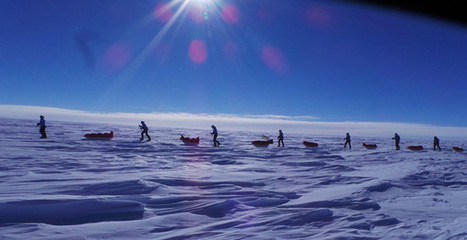 Antarctica ice controversy | Focus Society Mastermind | Scoop.it