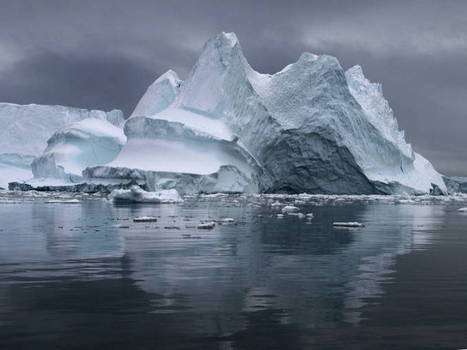 cimetières d'icebergs (12 photos dont 2 panoramiques)  © Paul Kerrien - http://toilapol.net | Hurtigruten Arctique Antarctique | Scoop.it