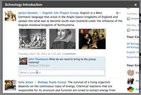 Schoology: A new LMS for the Facebook generation | eLearning News Update | Scoop.it