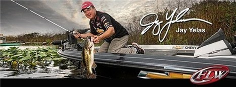 Jay Yelas Joins Forces with Punisher Lures - WFN: World Fishing Network (blog) | Bass Fly Fishing | Scoop.it