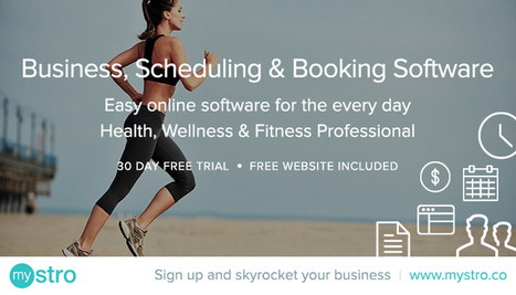 Do you have these 2 tools to make your Health, Wellness or Fitness Business Successful? | Practice Management Software | Scoop.it
