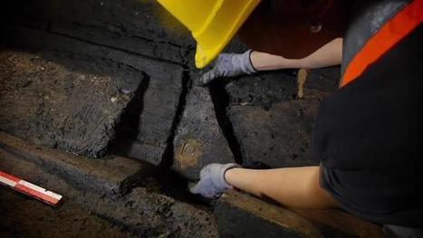Roma: Mura Aureliane, 80 metri mai visti tornano alla luce durante scavi Metro C | LVDVS CHIRONIS 3.0 | Scoop.it