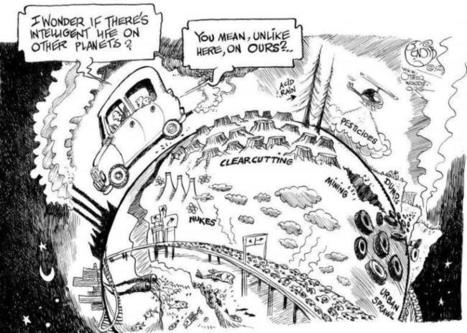 Cartoon guide to biodiversity loss XXIII | Garry Rogers Nature Conservation News | Scoop.it