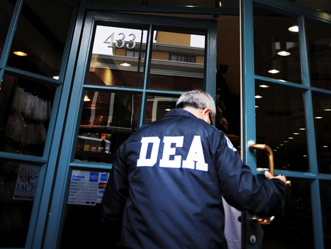 DEA Agent Charged With Acting as a Paid Mole for Silk Road | WIRED | Police Problems and Policy | Scoop.it