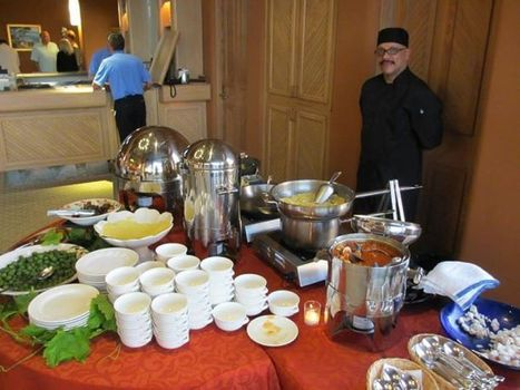 The Farms Golf Club Cooking Session with Staff | All About Country Club San Diego | Scoop.it
