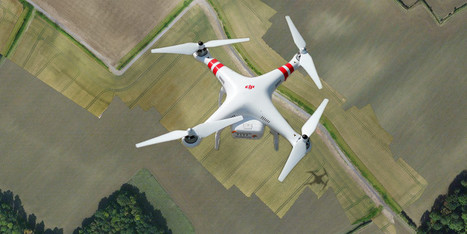 How you could make your own Google Maps using a Drone | IV Technology Las Vegas | Scoop.it