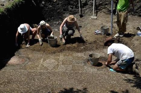 Un mosaico en los confines del Imperio Romano | Mundo Clásico | Scoop.it