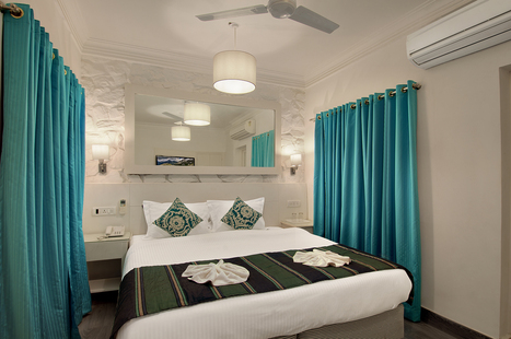 Holiday Resorts in North Goa - Beaches in Paradise | Resorts in Anjuna, North Goa | Scoop.it