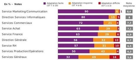 Transformation digitale en entreprise : la perception et les attentes des RH et des salariés | Innovation & Co | Scoop.it