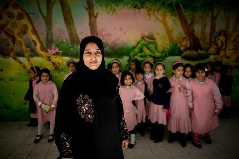 Empowering Arab Women Through Literacy   education   Scoop.it