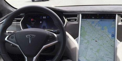 SALE TEMPS pour les voitures électriques: des chercheurs piratent une voiture Tesla Model S à distance | Machines Pensantes | Scoop.it