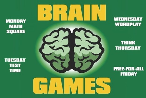 Brain Game: The Mad Math Dash | The Brain: Structures, Functions, and News | Scoop.it
