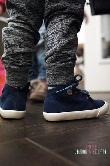 Ses chaussures bleues - Doudou & Stiletto | FAGUO | Scoop.it
