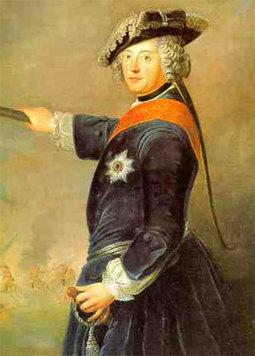 24 janvier 1712 naissance à Berlin de Frédéric II de Prusse   Racines de l'Art   Scoop.it