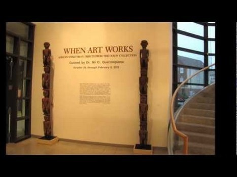 When Art Works: African Art from the Faxon Collection; ongoing thru Feb. 8, 2013 - Examiner.com | Digital Art in all its forms | Scoop.it