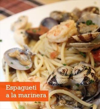 Receta de espaguetis a la marinera:   Gastronomía   Scoop.it