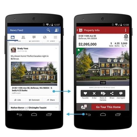 Facebook Rolls Out Analytics For App Links | TechCrunch | Sphère du Web Design et des Applications | Scoop.it