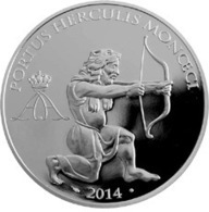 """Puerto de Hércules"" en Mónaco a través de 10 euros plata | Mundo Clásico | Scoop.it"