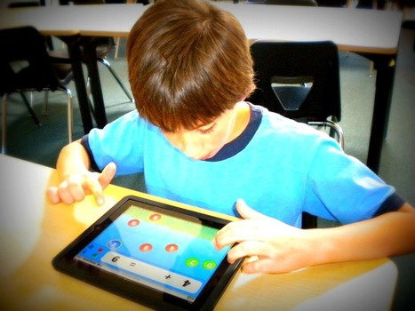 3 Interactive iPad Math Apps for Primary Grades, That Teachers Can Easily Implement | Education | Scoop.it