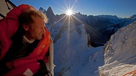 first in the world to climb Meru? | dog with blog | Scoop.it