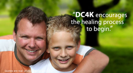 DivorceCare for Kids divorce recovery support groups for children | Navigating Separation, Divorce and Blended Families | Scoop.it