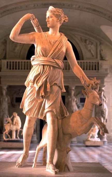 Diana | Dioses de la mitologia | Scoop.it