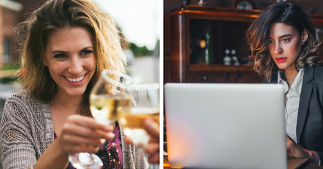 The Hidden Way Women Act Differently on Facebook vs. Real Life | digitalcuration | Scoop.it