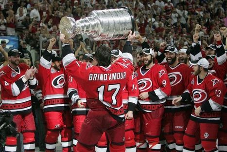 Keď klub z nehokejovej oblasti vyhral Stanley Cup - Carolina Hurricanes 2005/2006 | Jan Vajda Attorney at Law | Scoop.it