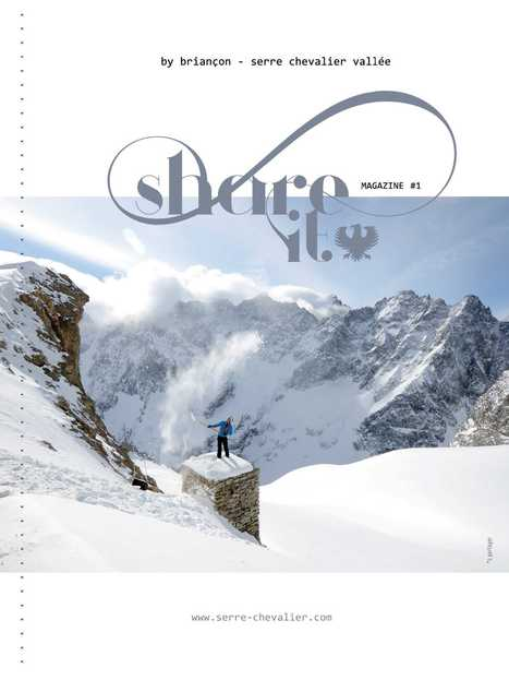 Share It #1 | Destination Briançon Serre Chevalier Vallée | Scoop.it