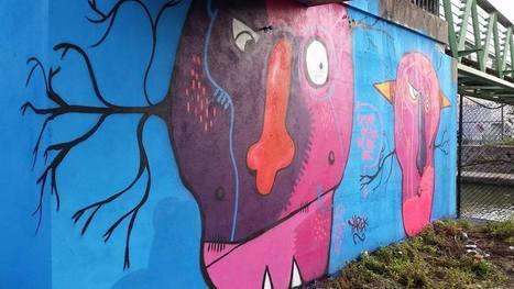 Street Art Avenue Grand Paris | Tous les événements à ne pas manquer ! | Scoop.it