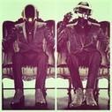Instagram photo by @shayhuundead (Shaylee Lane) - via Statigr.am | Daft Punk France Columbia | Scoop.it