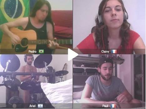 Whojam: Montez votre groupe de musique en ligne | Open your mind to Innovate | Scoop.it