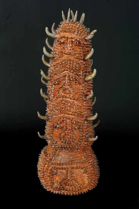 L'art brut d'une foire à l'autre - Next | Art brut | Scoop.it
