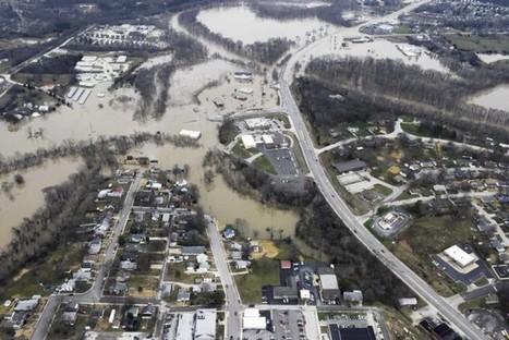 Lutte effrénée contre la montée des eaux dans le Missouri | Mira OBERMAN | États-Unis | diversité | Scoop.it