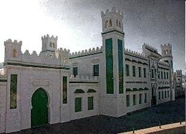 Sacyr transforma una antigua estación de ferrocarril de Tetuán (Marruecos) en un centro de arte moderno | VIP Magazine Online | Scoop.it