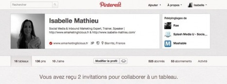 Pinterest : Comment Obtenir La Vérification De Votre Site Internet ? - Emarketinglicious | Pinterest et  CDI | Scoop.it