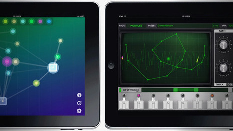 14 Apps For Live Producing and Performing on iOS | GEARS, TECH & METHOD | Scoop.it