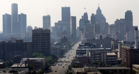 Don't Let Bankruptcy Fool You: Detroit's Not Dead | Geography Education | Scoop.it