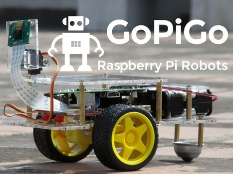 GoPiGo Raspberry Pi Robot Kit (video) - Geeky gadgets | Raspberry Pi | Scoop.it