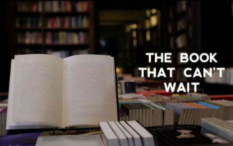 Read This Book in 2 Months or the Words Will Disappear | Content Ideas for the Breakfaststack | Scoop.it