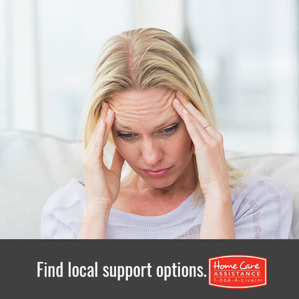 Important Information about Caregiver Stress   Home Care Assistance of Boca Raton   Scoop.it