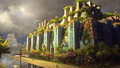 De tirar o fôlego: vídeo em 3D mostra como seriam os Jardins Suspensos da Babilônia | History 2[+or less 3].0 | Scoop.it