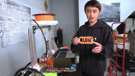 ▶ How the Maker Movement Connects Students to Engineering and Technology - YouTube | School & Learning Today | Scoop.it