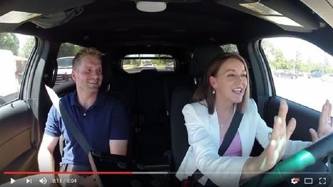 Tulsa PS Supt. Deborah Gist's 'Carpool Karaoke' features Tulsa's teacher of the year | Each One Teach One, Each One Reach One | Scoop.it