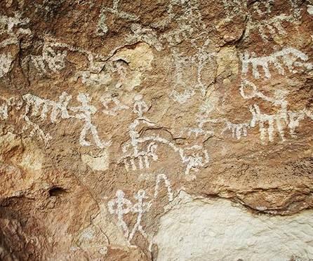Pinturas rupestres en peligro - El Sol de Zacatecas   Época antigua   Scoop.it