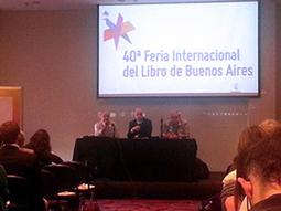 La Fundación participa en las Jornadas profesionales de la Feria del Libro de Buenos Aires | Noticias y comentarios de actualidad sobre el libro electrónico. Documenta 46 | Scoop.it