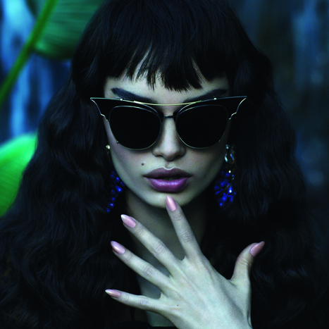 The new sunglasses styles to know from Dsquared2 Eyewear - Marie Claire.co.uk | Eyewear | Scoop.it