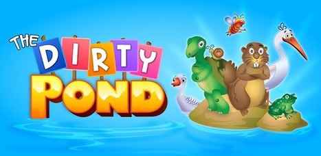 Kids Dirty Pond (Animals) Lite - Applications Android sur Google Play | Educational Videos & Games for Kids | Scoop.it